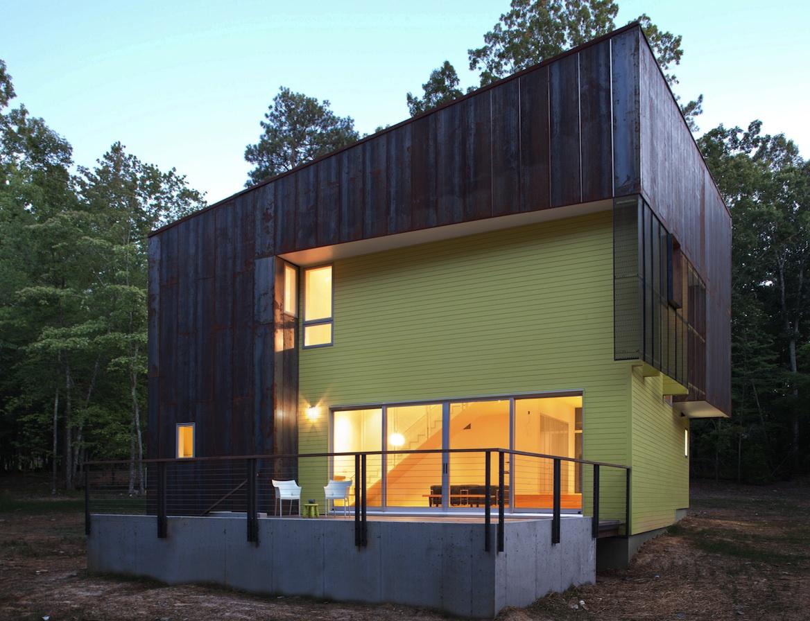 Modern Home Natural Habitat Hillsborough Couple S