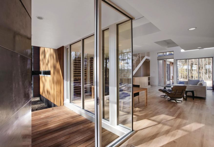 Custom Home Magazine Award Winning Five Eco Conscious Designs