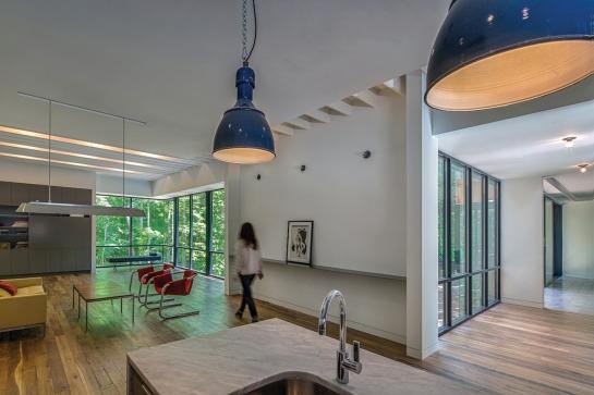 Tonic Design modern custom house